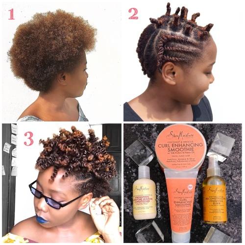 Natural Hair Styles Ellpuggys Blog