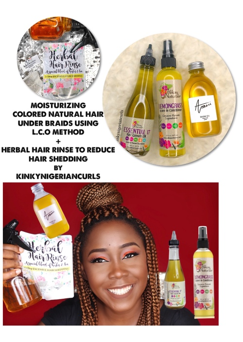 Natural Hair Products Ellpuggys Blog